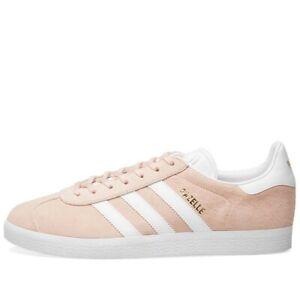 Adidas Gazelle Rose Pink Suede Women's Sneakers6.5 BA9600 日本へ発送可