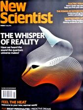 NEW SCIENTIST MAGAZINE 14th JULY 2018 SPECIAL OFFER BUY ANY 6 ISSUES FOR £10.00