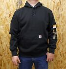 Men's Carhartt 100615 Rain Defender Paxton Heavyweight Hooded Sweatshirt