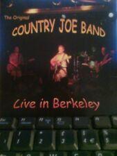 COUNTRY JOE BAND/CD/2005/LIVE IN BERKELEY 29/7/2004.