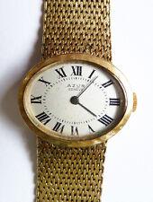 Montre mécanique de femme AZUR Genève Suisse Swiss fonctionne watch