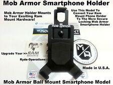 Mob Armor Marball 1'' Ball Mount Upgrade for Ram Smartphone Holder Hardware