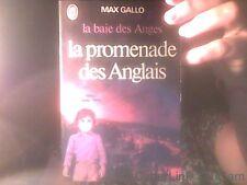 La promenade des anglais par Max Gallo