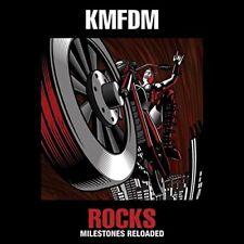 KMFDM ROCKS - Milestones Reloaded (Special Edition) CD+DVD 2016