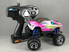 GS Racing Mini SUT RTR 1/20th Scale 4WD Monster Truck <NEW> EP (Purple-Gray)