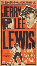 A Half Century of Hits [Box] by Jerry Lee Lewis NEW SEALED CD, Jun-2006, 3 Discs