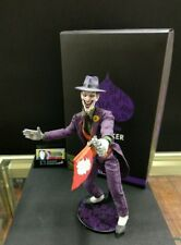"""Sideshow Collectibles DC Comics THE JOKER 1/6 Scale 12"""" Action Figure"""