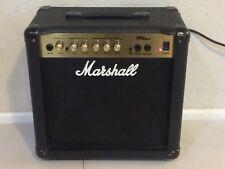 Marshall MG15CD Guitar Amp Amplifier - Works!