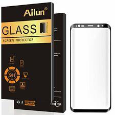 Protector de Pantalla Cristal Vidrio Curvado Para Samsung Galaxy S8 Plus 6 2inch