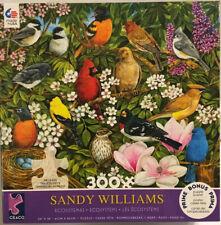 Ceaco® Garden Birds Jigsaw 300 Pc Puzzle Sandy Williams