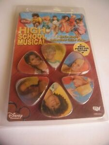 HOT PICKS-1HSMRCS- 6 mediators HIGH SCHOOL MUSICAL Movie Magic- 6 picks- NEW
