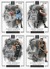 Panini Refractor Basketball Trading Cards