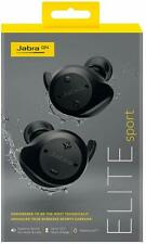 Jabra Elite Sport In-Ear True Wireless Bluetooth Earbuds with Heart Rate Monitor