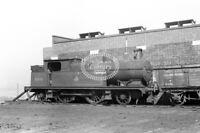 PHOTO British Railways Steam Locomotive 50655 in 1955 at Rose Grove