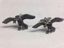 Archaeopteryx We-Fap English Pewter Cufflinks Handmade