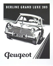 Peugeot Automobile Prints and Posters