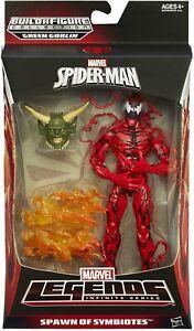 Marvel Spider-Man Legends 6 inch Carnage Spawn of Symbiotes Action Figure