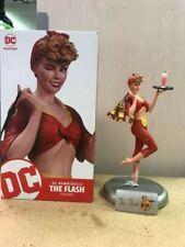 DC BOMBSHELLS THE FLASH JESSE QUICK STATUE ANT LUCIA DC COMIC MJ
