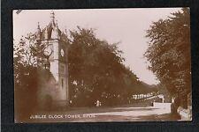 L@@K  Jubilee Clock Tower Ripon 1900's? Postcard Yorkshire ~ SUPERB IMAGE