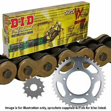 Honda CBF600 N S-ABS 2004 DID Gold X-Ring Chain and Sprocket Kit
