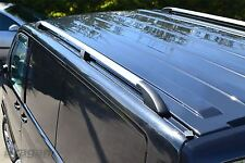 To Fit 2004 - 2015 VW Transporter T5 SWB Caravelle Aluminium Roof Rail Bars