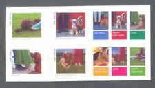 Ireland Dogs Greetings set 2006 mnh self -adhesive set