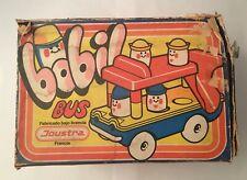 babil bus joustra france argentina weeble wobble style