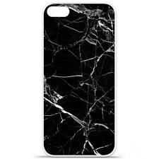 Coque Housse à motif iPhone 5 / 5s Produit qualité française - Marbre noir
