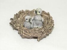 Schleich 14635 Adlerjungen im Nest Weißkopfseeadler