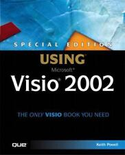 Special Edition Using Microsoft Visio 2002 Powell, Keith Paperback Used - Good