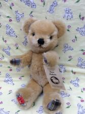 """Merrythought� Mohair Teddy Bear, Made In England 1989, 14 Inch"