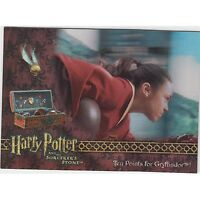 Harry Potter Sorcerers Stone Box Topper BT2 Trading Card