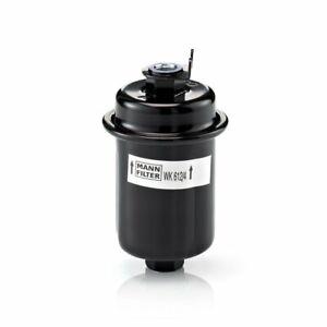 Mann-filter Fuel filter WK612/4 fits MITSUBISHI LANCER CC 1.5