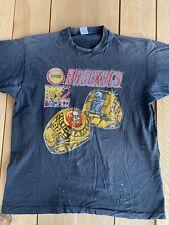 vintage XL 1995 Houston Rockets Shirt Champions Back to Back Single Stitch