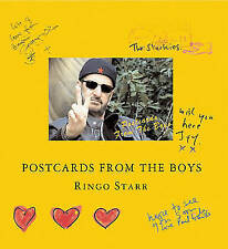 Postcards from the Boys by Ringo Starr (Paperback, 2005)