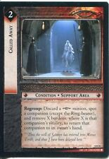 Lord Of The Rings CCG Card SoG 8.R93 Called Away