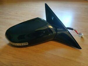 2009-2014 NISSAN MAXIMA RIGHT PASSENGER SIDE VIEW POWER MIRROR  BLACK