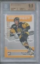2006-07 STEVEN STAMKOS ROOKIE CARD #60 ITG  BGS 9.5 GEM MINT