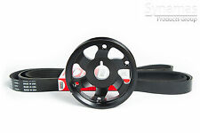 Porsche 996 / Boxster / Cayman Under Drive Pulley (With AC)