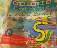 Letterland First Picture Word Book by  Lyn Whedon NEW Book 9781862092440
