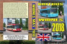 3826. Widnes. UK. Buses. May 2018. Our annual look at one of the most at risk re