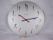 Con Estilo 80 90 Reloj de pared de Hermle Dial de de metal diseño ø29cm