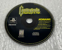 Castlevania Symphony of the Night (PlayStation 1) PS1 - Disc Only, Tested/Works