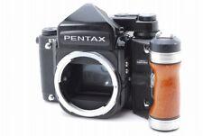 [Exc+++++] Pentax 67 TTL MirrorUP Late Model Medium Format 6x7 From Japan #336