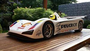 """Karosserie Yankee """"Peugeot 905 Spider"""" auch Formel 1 von FG, Harm, Genius, RS5"""