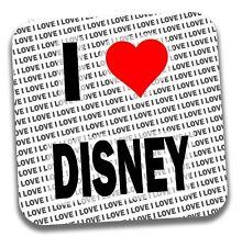 Me encanta Disney Bebidas Posavasos-Regalo-Cumpleaños-Stocking Filler