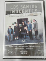 LOS SANTOS INOCENTES DVD SLIM REGION O ALL REGIONS FRANCISCO RABAL nuevo