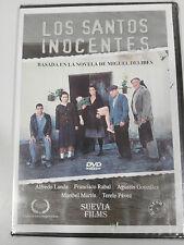 LOS SANTOS INOCENTES DVD SLIM REGION O ALL REGIONS FRANCISCO RABAL NEW NUEVO