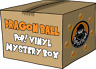 FUNKO POPLANDIA Mystery Box - Dragonball Z Pop! Vinyl Figure Assortment Case (6)