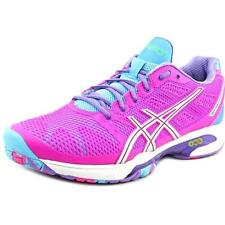 Asics Running, Cross Training Medium (B, M) Synthetic Athletic Shoes for Women